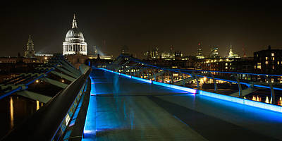 London Skyline Royalty-Free and Rights-Managed Images - Stairway to heaven by Izzy Standbridge
