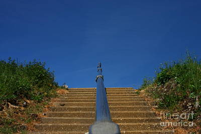 Photograph - Stairway To Heaven by Jeremy Hayden