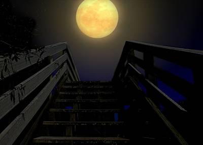 Stairway To Heaven Art Print