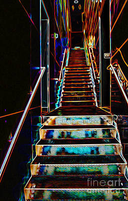 Photograph - Stairway To Heaven by Phil Cardamone