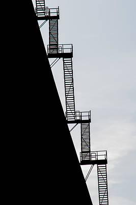 Stairway To Heaven Art Print by Tikvah's Hope