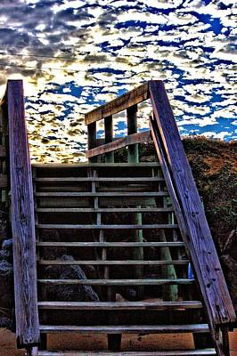 Photograph - Stairway To Heaven by Tyson Kinnison