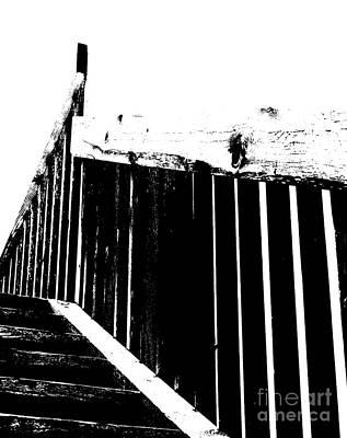Stairway To Art Print