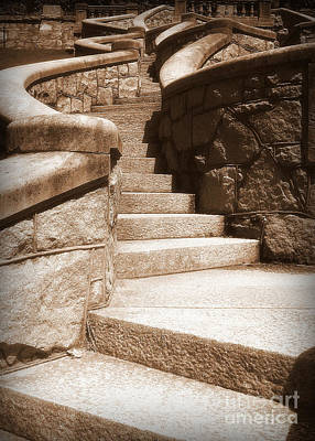 Photograph - Stairway To by Nancy Dole McGuigan