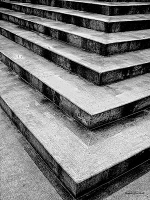 Photograph - Stairway To Nowhere by Donna Blackhall