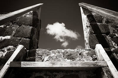 Photograph - Stairway To The Clouds by Chris Smith