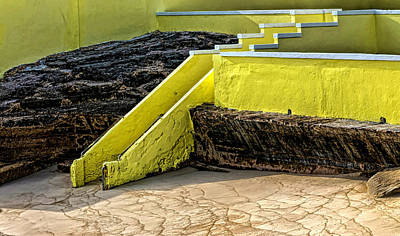Photograph - Stairway To The Sea by Gary Slawsky