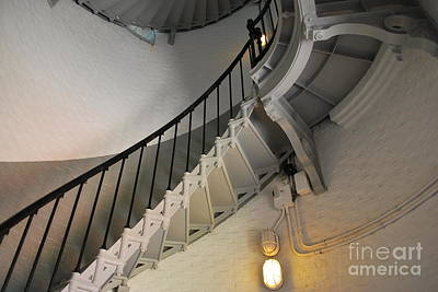 Photograph - Stairway To The Top by Bob Sample