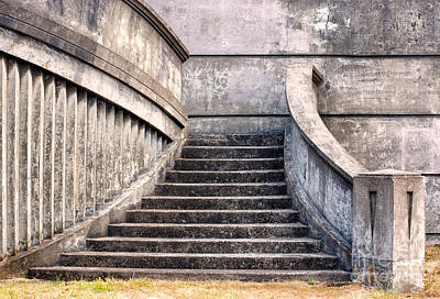 Photograph - Stairway To The Unknown by Sandra Bronstein