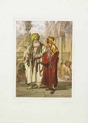 Amedeo Preziosi Painting - Stamboul Recollections Of Eastern Life by Celestial Images