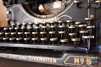 Standard Type Original by Laura Paine