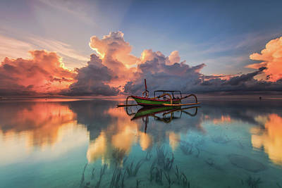 Canon Wall Art - Photograph - Standing Alone by Bertoni Siswanto