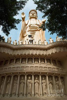 Photograph - Standing Buddha by Yew Kwang