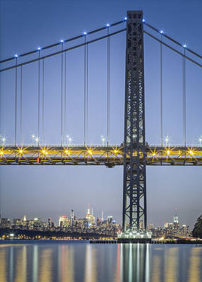 Gwb Photograph - Standing Strong by Eduard Moldoveanu