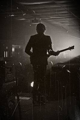 Hofner Photograph - Standing There by Elias  Reveles
