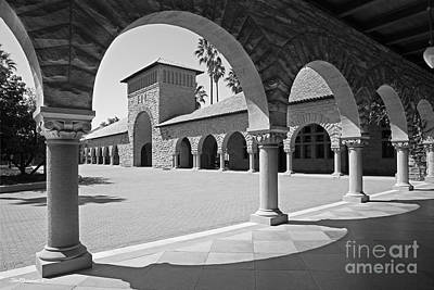 Photograph - Stanford University Main Quad by University Icons