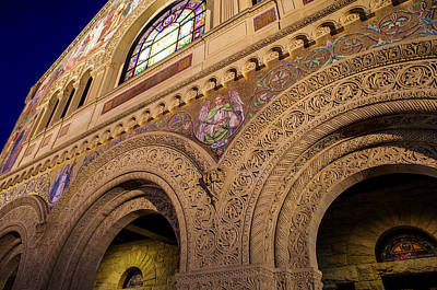 Stanford Wall Art - Photograph - Stanford University Memorial Church Hope by Scott McGuire
