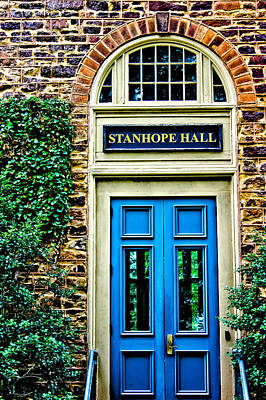 Photograph - Stanhope Hall - Princeton University by Colleen Kammerer