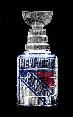 Sports Royalty-Free and Rights-Managed Images - Stanley Cup 4 by Andrew Fare