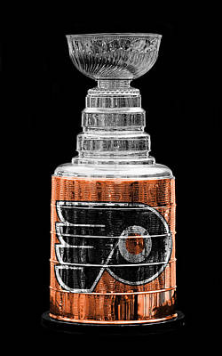 Stanley Cup 9 Art Print by Andrew Fare