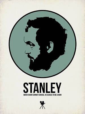 Show Mixed Media - Stanley Poster 1 by Naxart Studio