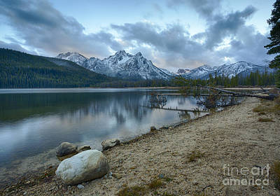 Photograph - Stanley Shore by Idaho Scenic Images Linda Lantzy