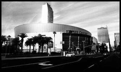 Staples Center Original by Panfilo Salva