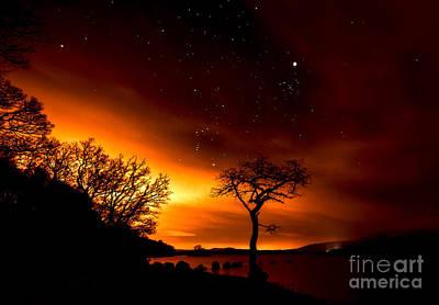Photograph - Star Gazin by Roddy Atkinson