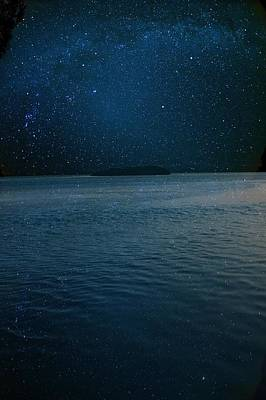 Photograph - Star Island by AR Annahita