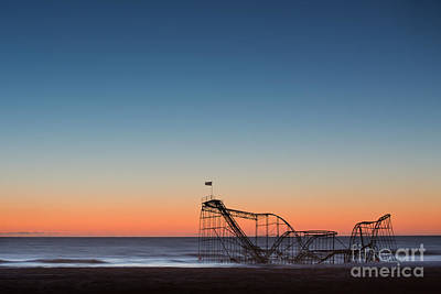 Star Jet Roller Coaster Hdr Original by Michael Ver Sprill