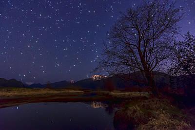 Star Light Star Bright Art Print by James Wheeler