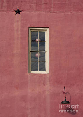 Photograph - Star-light Window by David Cutts