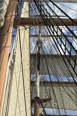 Photograph - Star Of India San Diego Ca by Marianne Campolongo