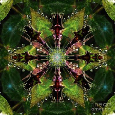 Digital Art - Star Of Piloqutinnguaq  by Rhonda Strickland