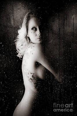 Star Shower Art Print by Jt PhotoDesign