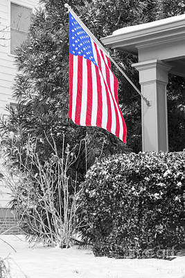 Photograph - Star Spangled Banner by Diane Macdonald