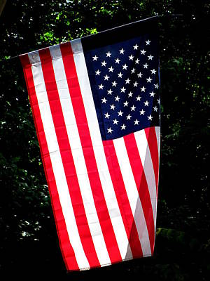 Photograph - Star Spangled Banner by Greg Simmons