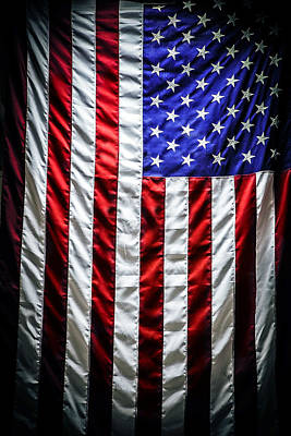 Photograph - Star Spangled Banner by Sennie Pierson