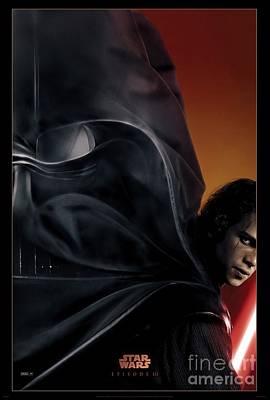 Star Wars Episode IIi Art Print by Baltzgar
