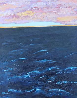 Painting - Starboard by Dennis Sullivan