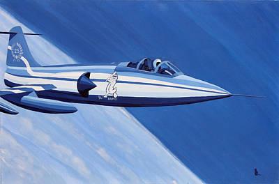 Starfighter Special Original by Jonathan Laverick