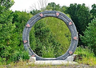 Stargate Sg1 Art Print