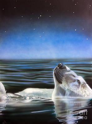 Painting - Stargazer by Sandi Baker