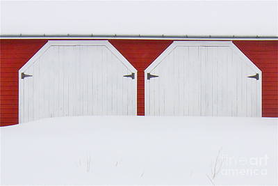 Photograph - Vermont Symmetry by Alice Mainville