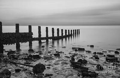 Sheppey Photograph - Stark Seascape by Nigel Jones