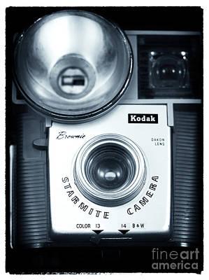 Photograph - Starmite Camera by John Rizzuto