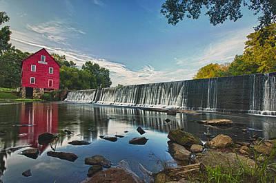 Starrs Mill Photograph - Starrs Mill by Drew MacCallum