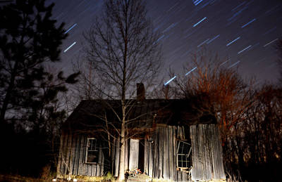 Photograph - Starry Home by Emily Stauring