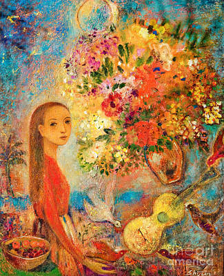Starry Night Original by Shijun Munns