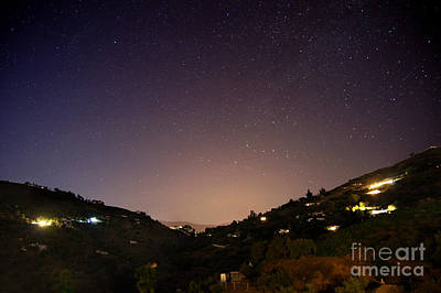 Photograph - Starry Sky Over Andalucia by Rod Jones